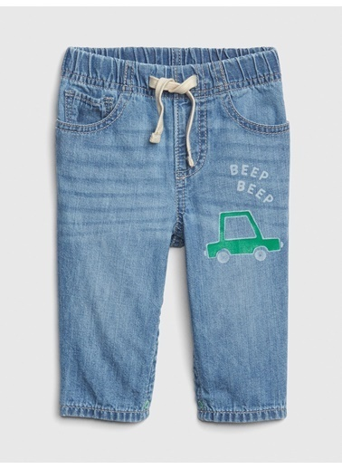 Gap Pantolon İndigo